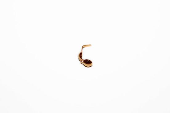 Tip (Tapa Nós) 5mm Dourado