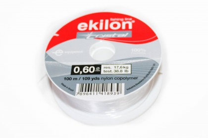 Nylon 0,60mm Transparente