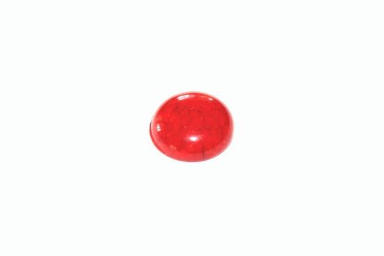 Aplicação Resina 15mm Vermelho