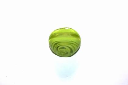 Murano Espalmado 22mm Verde Alface