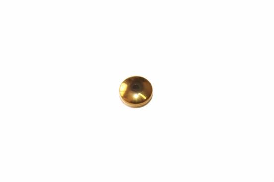 Hematita Rondela 06mm Dourada