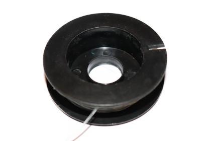 Elástico Silicone 0,8mm Transparente