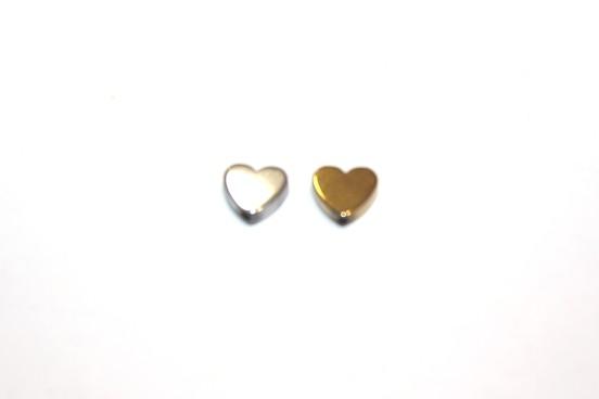 Hematita Coração 06x06mm