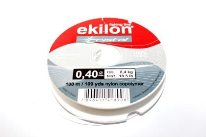 Nylon 0,40mm Transparente