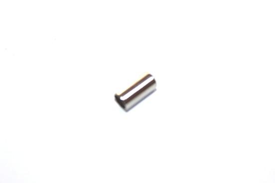 Cano 10x05mm Aço Prateado