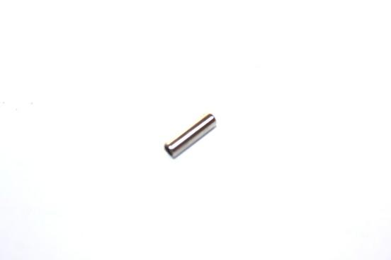 Cano 10x3mm Aço Prateado