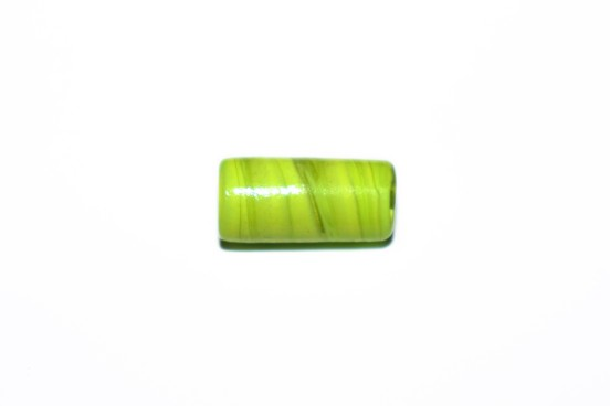 Murano Tubo 25mm Verde Alface