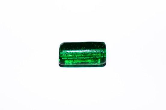 Murano Tubo 25mm Verde