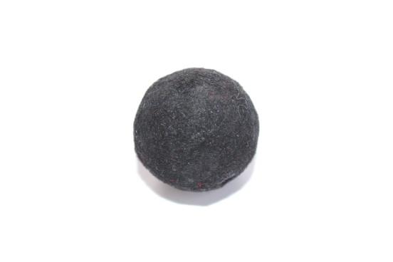 Resina 23mm Preto Efeito Camirça