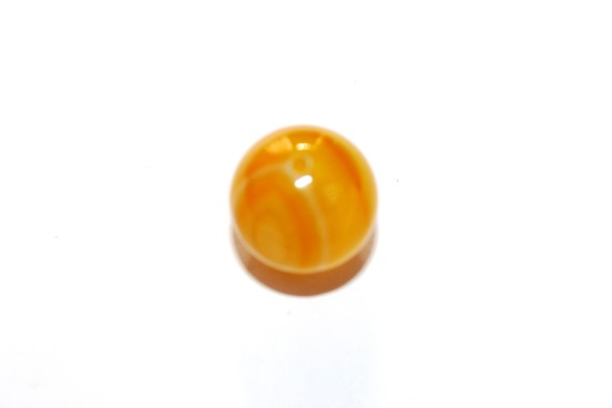 Ágata 14mm Amarelo
