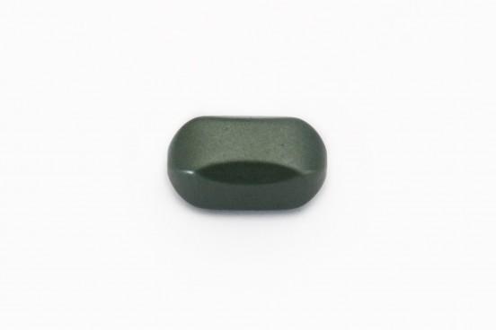 Resina 21x11mm Verde Seco