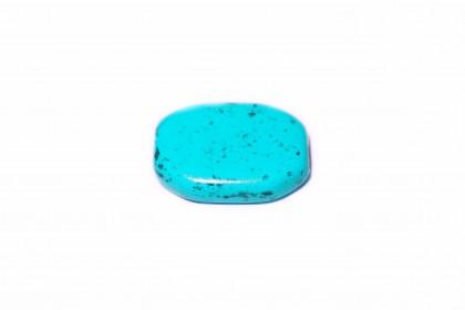 Resina Azul Turquesa Mesclado 20mm