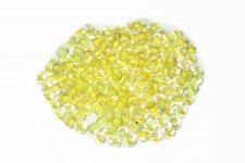 Missanga Amarelo Transp. c/ Miolo