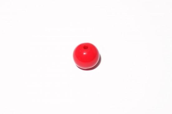 Resina 14mm Vermelho