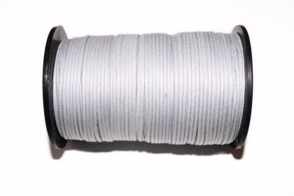 Cordão Encerado 1,5mm Cinza