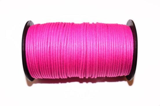 Cordão Encerado 1,5mm Pink