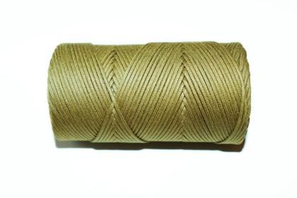 Cordão Encerado 1,5mm Verde Musgo