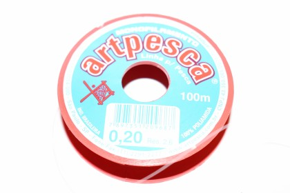 Nylon 0,20mm Transparente
