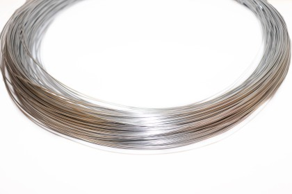Arame de Alumínio 1mm Prateado