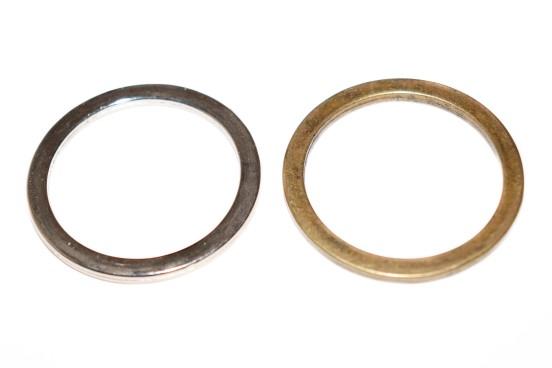 Argola Metal Fechada 46mm