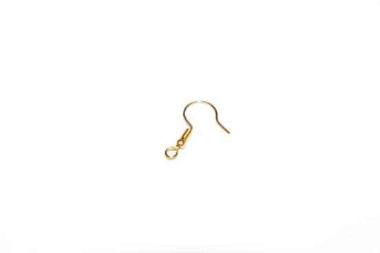 Base Brinco Anzol Mola Dourado