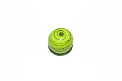 Murano Bola 19mm Verde Alface
