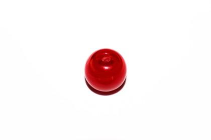 Murano Bola 19mm Vermelho