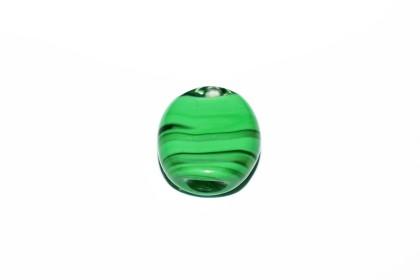 Murano Espalmado 22mm Verde